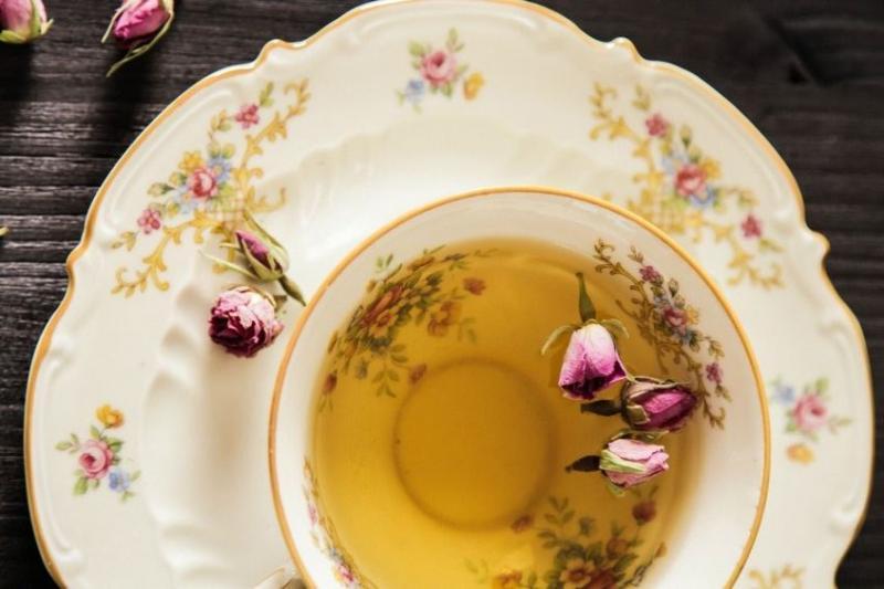 دمنوش گل محمدی