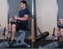 دستگاه بدنسازی ساق پا نشسته